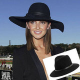 Kate Waterhouse + Rag & Bone Floppy Brim Fedora in Black, approx $168.70