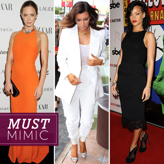 5 Fresh Celebrity Styles That Wowed Us This Week and Why!