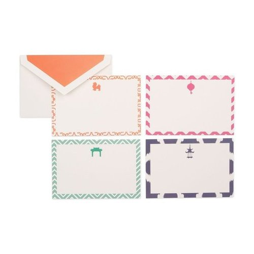 Icon Notecard Set