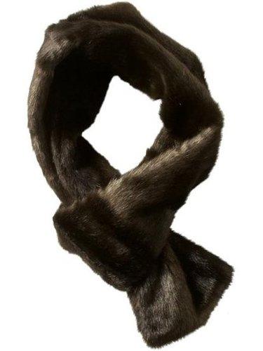 Rachel Zoe's Faux-Fur Scarf