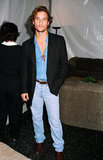 Matthew McConaughey attended a City of Hope event in LA in October 1996.