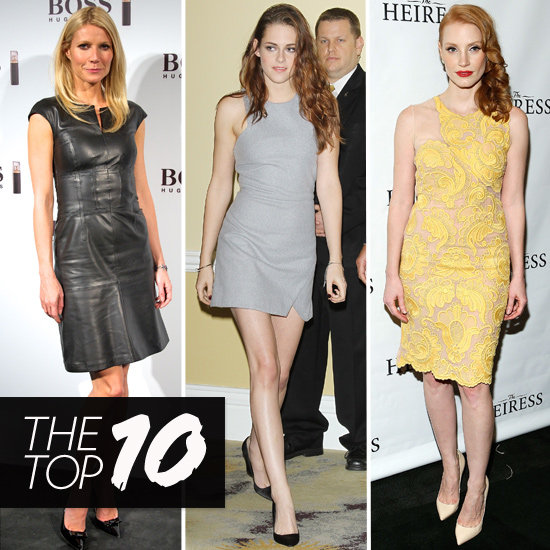 Gwyneth, Kristen, and More Light Up This Week's Top 10