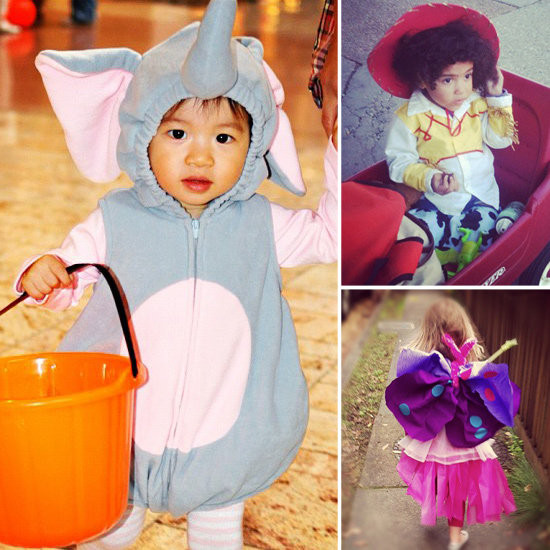 Instagram Challenge: Your Trick-or-Treating Tots!