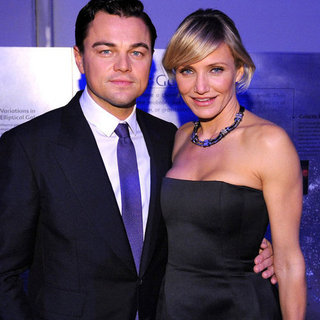 Cameron Diaz and Leonardo DiCaprio at NYC Party | Pictures