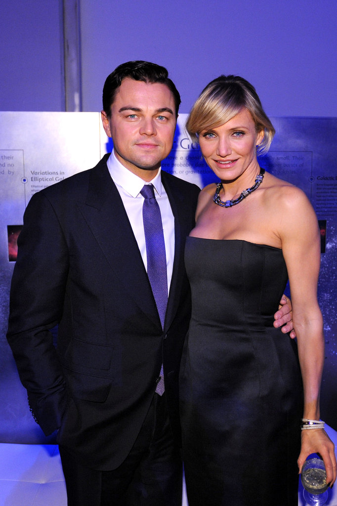 Cameron Diaz and Leonardo DiCaprio Link Up For a Charitable NYC Bash
