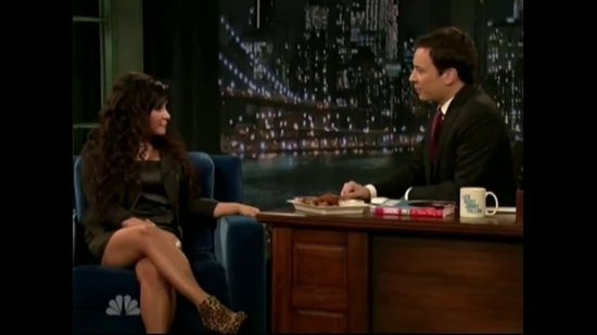 Snooki Teaches Jimmy Fallon How To Speak Meatball