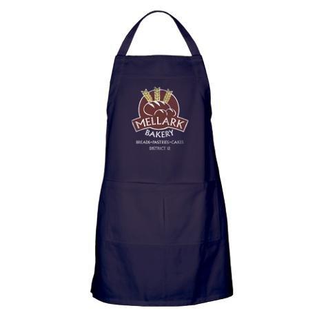 The Hunger Games Mellark Bakery Apron ($28)