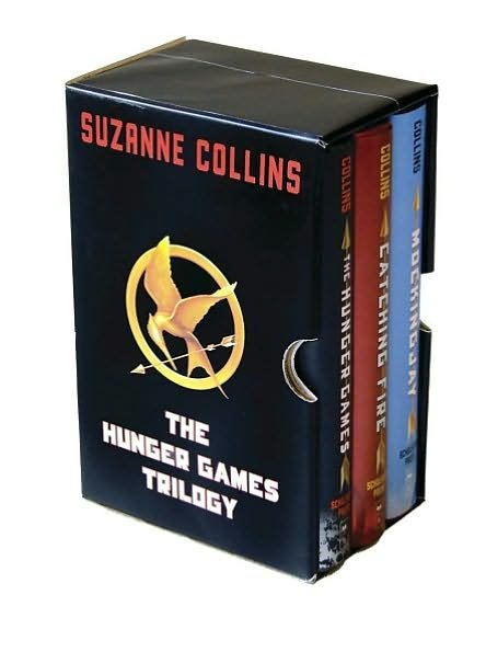 The Hunger Games Hardcover Book Boxed Set ($35)
