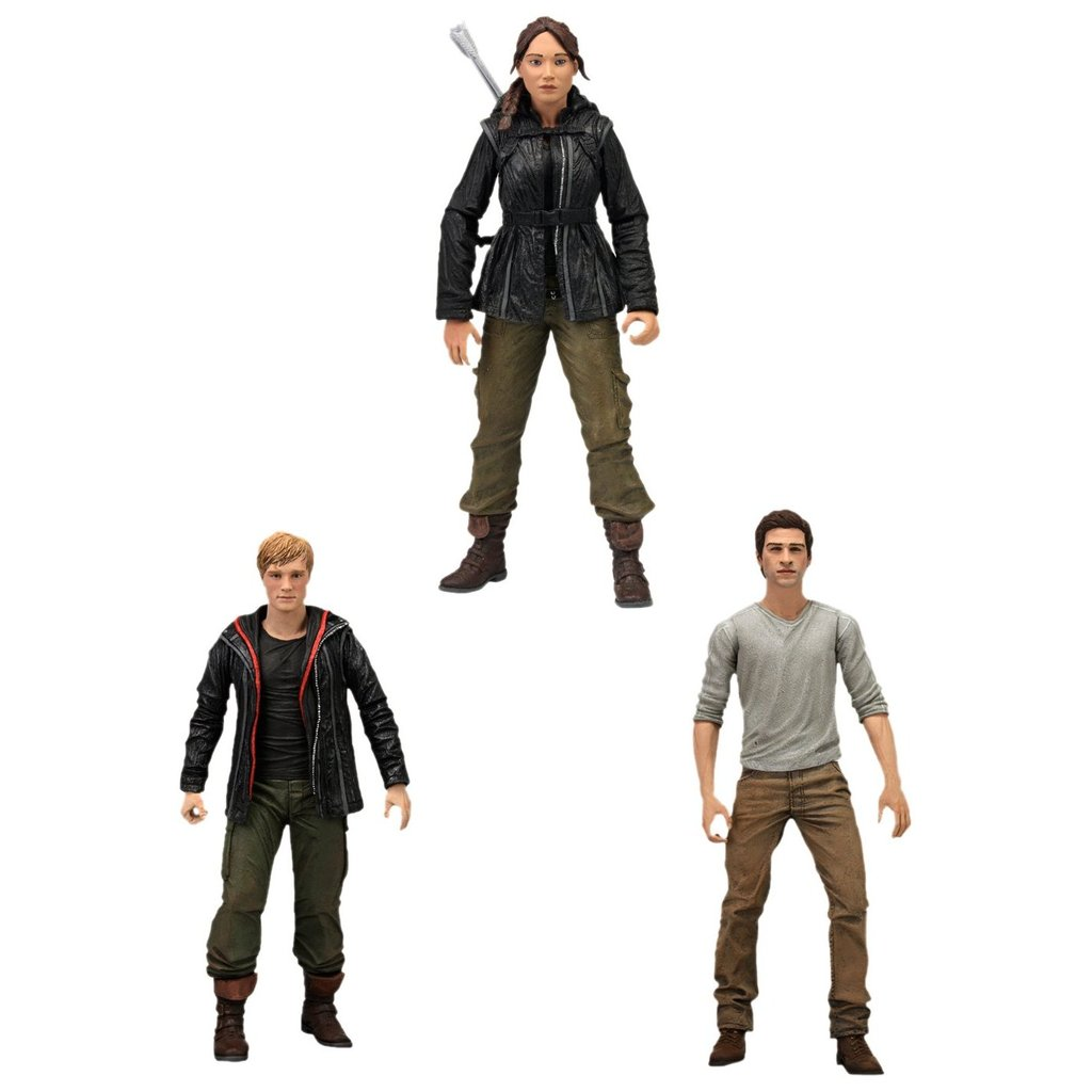 Hunger Games Action Figure Set ($54)