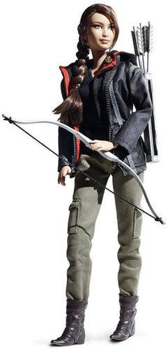 The Hunger Games Katniss Everdeen Barbie Doll ($28)