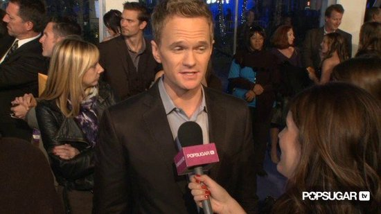 "Video: Neil Patrick Harris Talks ""Awesome"" Twins and Breaking Resolutions!"