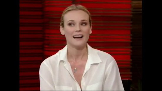 Diane Kruger Talks About Finally Being With Joshua Jackson on Valentine's Day