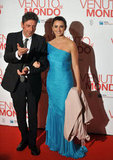 Penelope Cruz and her costar premiered Twice Born in Rome.