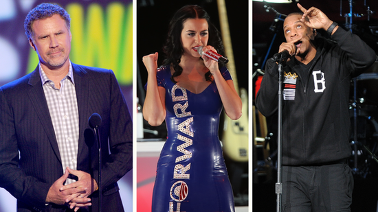Video: Katy Perry, Jay-Z, and More Stars Want You to Vote!