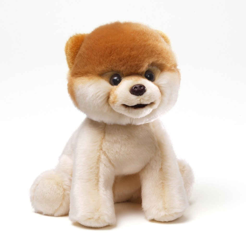 Boo Plush Toy