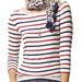 While this striped tee could definitely be worn for any occasion, we think Club Monaco's striped top ($70) hits all the right electoral spirit notes. We love the preppy-meets-classic red, white, and blue combo against the boatneck silhouette.