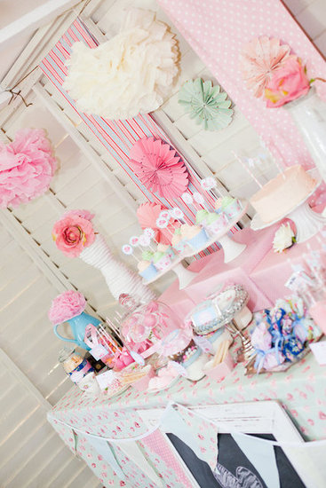 Pretty in Pastel
