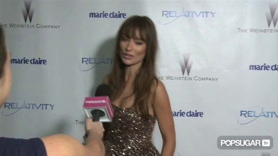 Video: Rachel Zoe and Olivia Wilde Talk About Robert Pattinson!