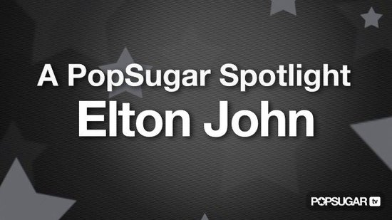 Video: Elton John on His Glamorous Cameo and the Timely Message of Gnomeo & Juliet