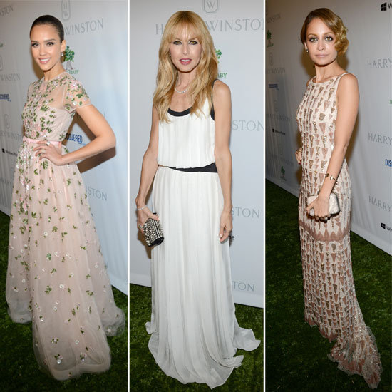 Zoom in on the Celeb Glamour from the Baby2Baby Gala