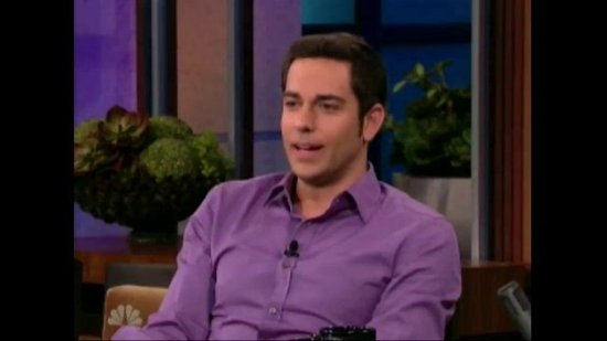 Zachary Levi Talks Meeting Idol Tom Hanks at an Oscar Party