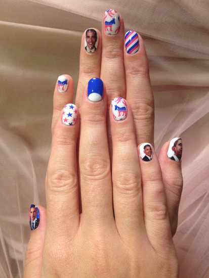 Katy Perry&#039;s Nail Wraps