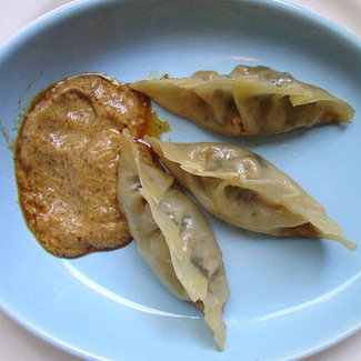 Cajun Potstickers Recipe