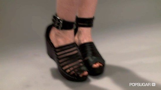 How To Wear The Flat Platform Sandal Trend!