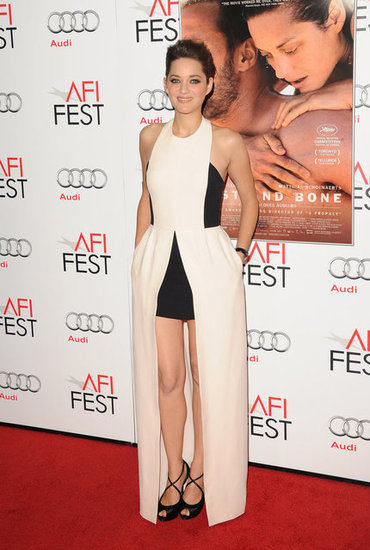 Marion Cotillard Admits She Almost Quit Acting at Her Rust and Bone Premiere