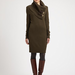 Just so you know: that awesome buckled neck warmer? It's detachable! More than that, though, this Michael Michael Kors Sweater Dress ($160) offers up the quintessential Fall day-to-night staple, in the coolest shade of olive green.