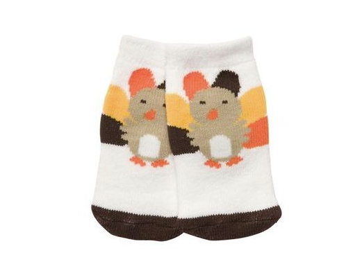 Turkey Day Socks
