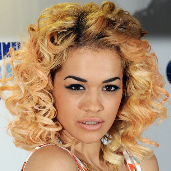 Tight, Fiery-Coloured Curls at the Summertime Ball