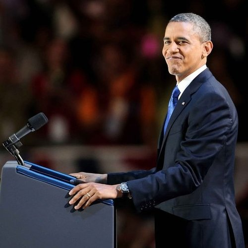 President Obama Reelected For Second Term