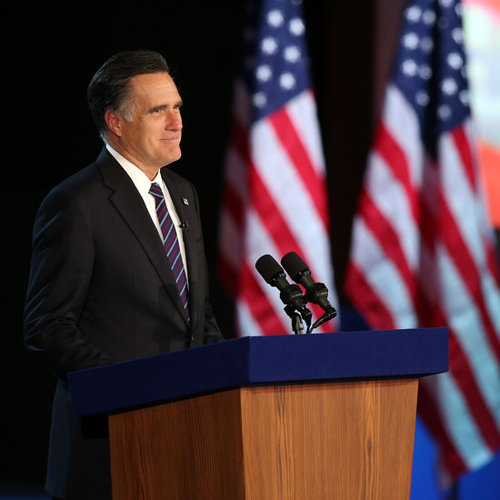 Mitt Romney Concession Speech 2012