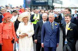 Camilla, Duchess of Cornwall, and Prince Charles
