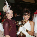 Ashley Madekwe in Camilla and Marc at 2012 Melbourne Cup