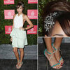 Ashley Madekwe in Camilla and Marc at the 2012 Melbourne Cup