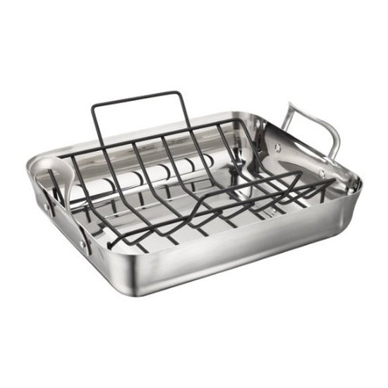 Roasting Pan With V-Rack