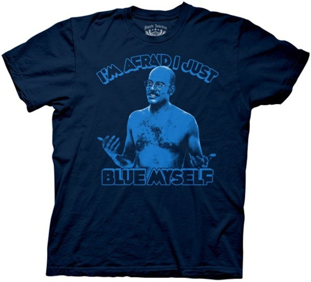 I Blue Myself Men's T-Shirt ($18, originally $30)