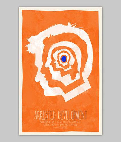 Arrested Development Poster ($20)