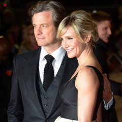 Cameron Diaz and Colin Firth Pictures at Gambit UK Premiere
