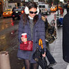 Katie Holmes Headed to Broadway Show | Pictures