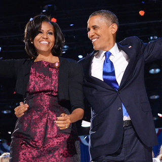 See Michelle Obama's Chic Election Campaign Style: