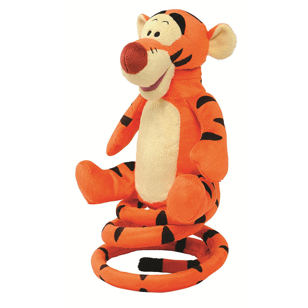 Winnie the Pooh Bounce Bounce Tigger Plush Doll