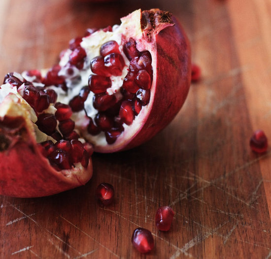 Power Up With These Healthy Pomegranate Recipes
