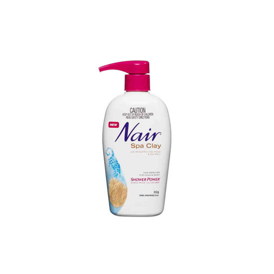 Nair Spa Clay Hair Removal Cream Shower Power, $15.89