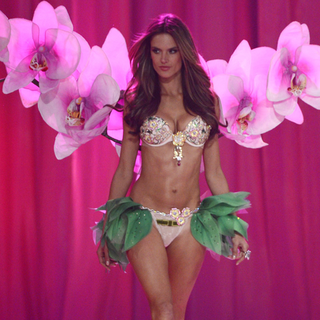 Victoria's Secret Fashion Show Video: Miranda, Alessandra