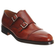 Like every style conscious young gent out there, I have my eye on a pair of double monkstrap shoes. But not just any, pair. The William by John Lobb ($1,350) may be a serious investment, but this shoe, with its gorgeous caramel colored leather, is built to last forever. 