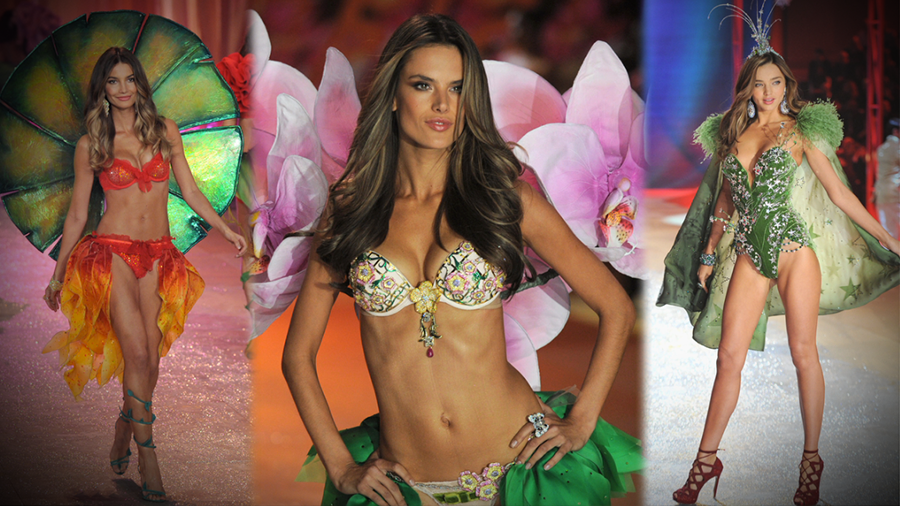 Get All the Backstage Scoops From the Victoria's Secret Fashion Show