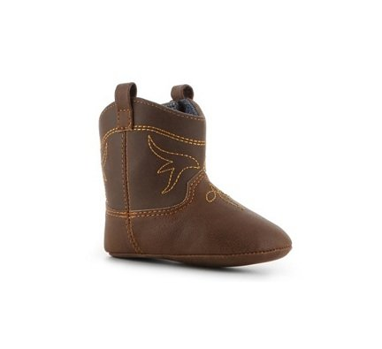 Natural Steps Lil Clyde Infant Boots